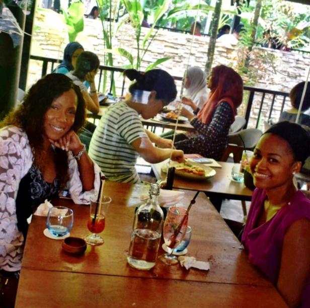 Halia's Restaurant in Singapore